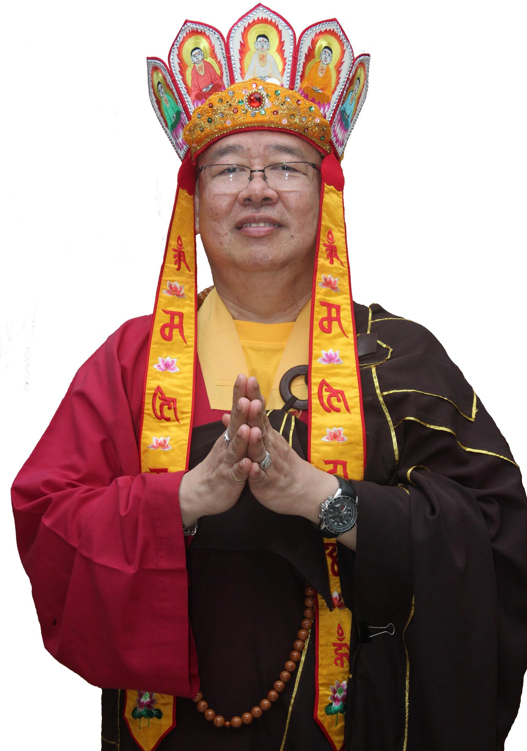 Vajra Acarya Lian Yuan
