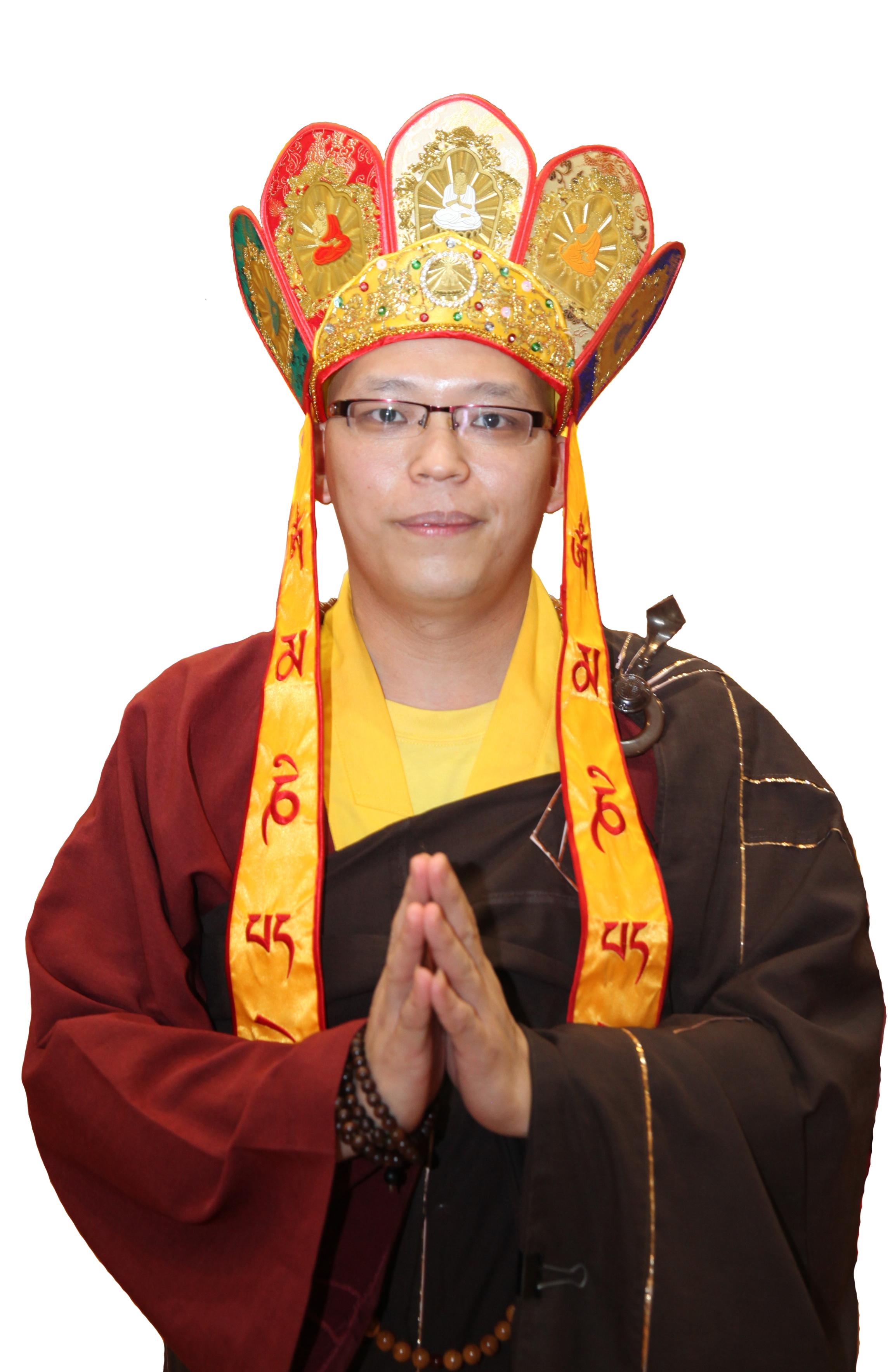 Vajra Acarya Lian Pu