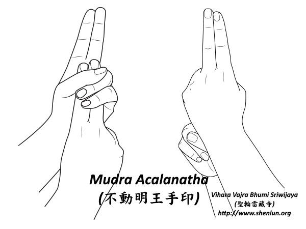 Mudra Acalanatha