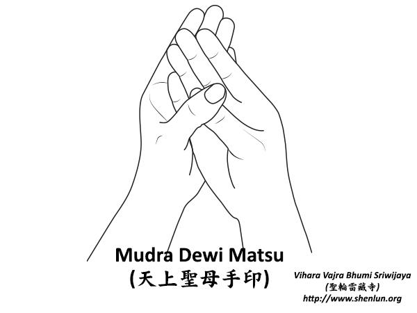Mudra Dewi Matsu