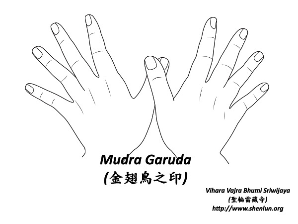 Mudra Garuda