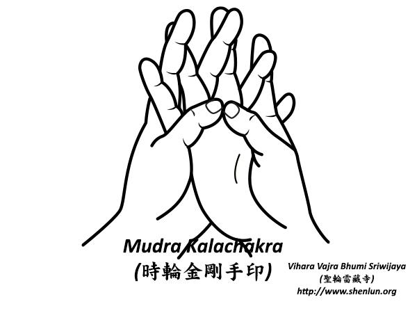 Mudra Kalachakra