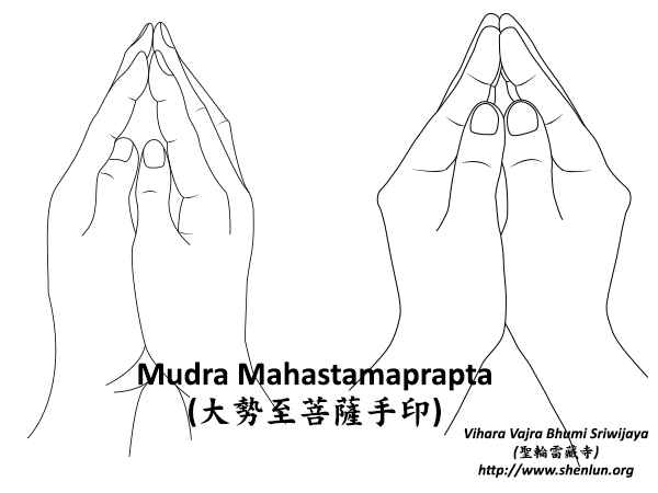 Mudra Mahastamaprapta