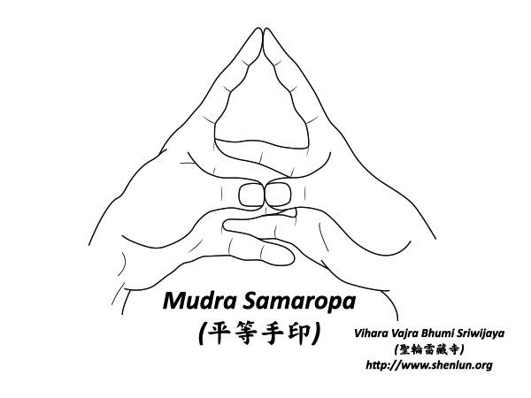 Mudra Samaropa