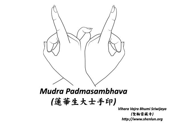 Mudra Padmasambhava