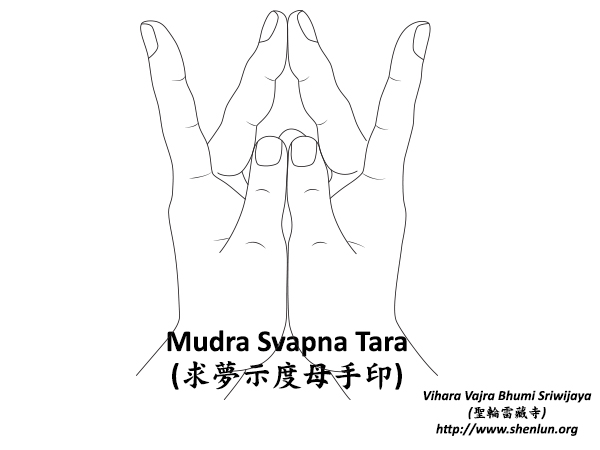 Mudra Svapna Tara