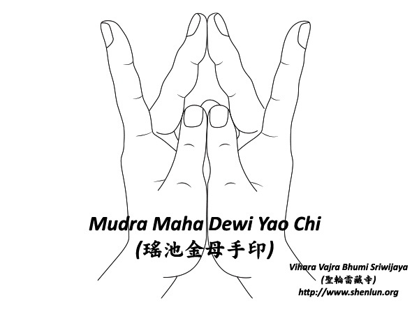 mudra yaochijinmu Mudra   手印