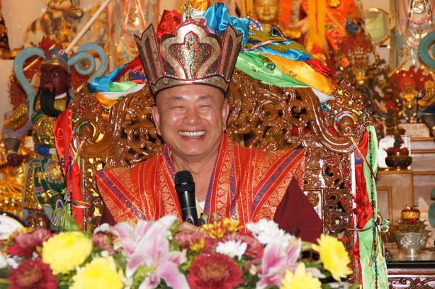 Mahaguru Lian Sheng